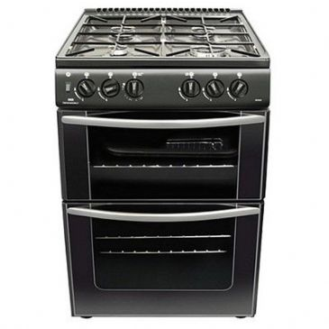 NEWWORLD 55TW LPG Freestanding COOKER BLACK